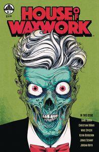 [House Of Waxwork #1 (Product Image)]