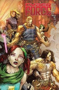 [Cyber Force: Volume 3 (Rebirth) (Product Image)]