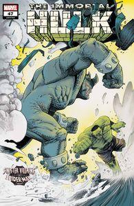 [Immortal Hulk #47 (Shalvey Spider-Man Villains Variant) (Product Image)]