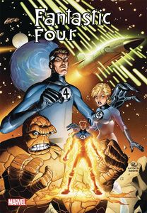 [Fantastic Four: By Waid & Wieringo: Omnibus (Hardcover) (Product Image)]