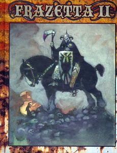 [Frazetta: Sketchbook II (Hardcover - Deluxe Slipcased Edition) (Product Image)]