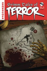 [Grimm Fairy Tales: Tales Of Terror: Volume 4 #4 (Cover A Eric J) (Product Image)]