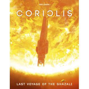 [Coriolis: Last Voyage Of The Ghazali RPG (Product Image)]