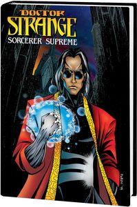[Doctor Strange: Sorcerer Supreme: Omnibus: Volume 3 (Gross Cover Hardcover) (Product Image)]