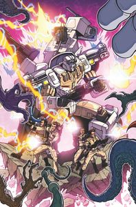 [Transformers/Ghostbusters #4 (Cover B Milne) (Product Image)]