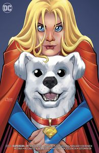 [Supergirl #25 (Variant Edition) (Product Image)]