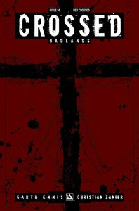[Crossed: Badlands #50 (Red Crossed Variant) (Product Image)]
