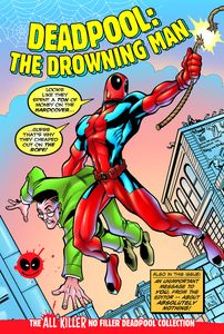 [Deadpool: All Killer No Filler Graphic Novel Collection #16 (Product Image)]