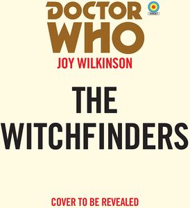 [Doctor Who: 13th Doctor: Novelisation CD: The Witchfinders (Product Image)]