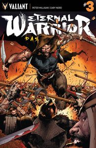 [Eternal Warrior: Days Of Steel #3 (Cover A Hairsine) (Product Image)]