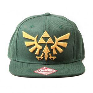 [Legend Of Zelda: Snapback: Golden Tri-Force Logo (Product Image)]