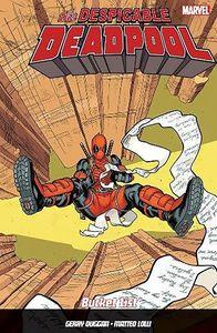 [Despicable Deadpool: Volume 2: Bucket List (Uk Edition) (Product Image)]