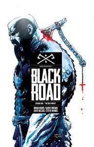 [Black Road: Volume 1 (Product Image)]