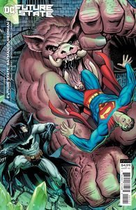 [Future State: Batman/Superman #2 (Cover B Arthur Adams Card Stock Variant) (Product Image)]