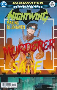 [Nightwing #14 (Product Image)]