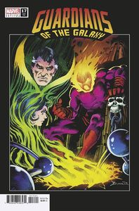 [Guardians Of The Galaxy #17 (Brunner Hidden Gem Variant Anhl) (Product Image)]