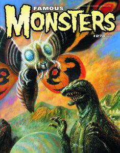 [Famous Monsters Of Filmland #274 Godzilla & Mothra (Product Image)]