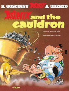 [Asterix & The Cauldron (Product Image)]