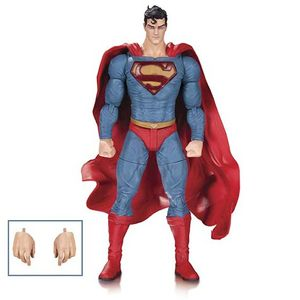 [DC Comics: Lee Bermejo Designer Series Action Figures: Superman (Product Image)]