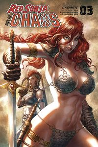 [Red Sonja: Age Of Chaos #3 (Cover B Quah) (Product Image)]