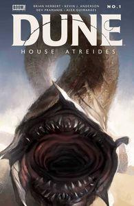 [Dune: House Atreides #1 (3rd Printing) (Product Image)]