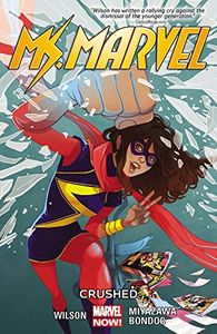 [Ms Marvel: Volume 3: Crushed (Product Image)]