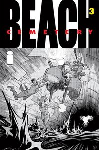 [Cemetery Beach #3 (Cover B Impact Variant) (Product Image)]