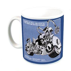 [2000AD: Judge Dredd: Mug: Haynes Lawmaster (Product Image)]