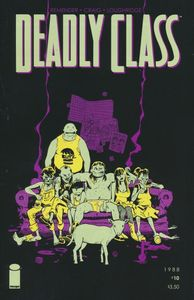 [Deadly Class #10 (Product Image)]