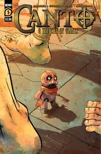 [Canto & The City Of Giants #1 (Product Image)]