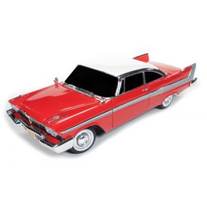 [Christine: Die Cast Vehicle: 1958 Plymouth Fury With Tinted Windows (Product Image)]
