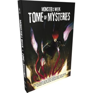 [Monster Of The Week: RPG: Tome Of Mysteries (Product Image)]