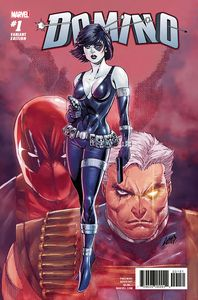 [Domino #1 (Liefeld Variant) (Product Image)]