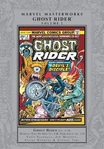 [Marvel Masterworks: Ghost Rider: Volume 2 (Hardcover) (Product Image)]