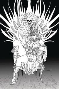 [Grimm Fairy Tales: Tarot #2 (Cover C Ortiz) (Product Image)]