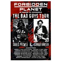 [David Prowse and Gunnar Hansen signing tour (Product Image)]
