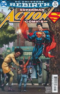 [Action Comics #972 (Variant Edition) (Product Image)]