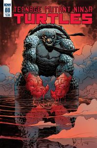 [Teenage Mutant Ninja Turtles: Ongoing #88 (Cover A Wachter) (Product Image)]