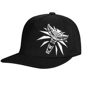 [The Witcher: Snapback Cap: Monsters (Product Image)]