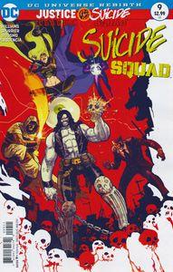 [Suicide Squad #9 (Justice League: Suicide Squad) (Product Image)]
