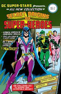 [DC Super Stars #17 (Facsimile Edition) (Product Image)]