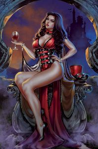 [Van Helsing (Legacy Number) #50 (Cover E Chatzoudis) (Product Image)]