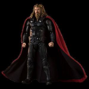 [Avengers: Endgame: S.H. Figuarts Action Figure: Thor (Final Battle Edition) (Product Image)]
