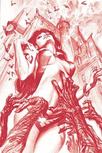 [Vampirella #1 (EXC Ross Red Pencil Variant) (Product Image)]