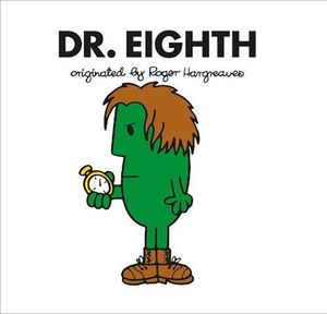 [Doctor Who: Mr. Men: Dr. Eighth (Product Image)]
