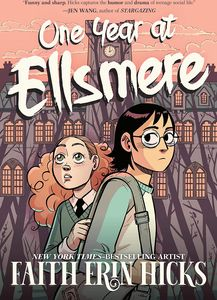 [One Year At Ellsmere (Hardcover) (Product Image)]