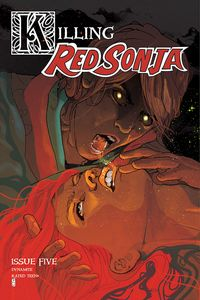 [Killing Red Sonja #5 (Cover A Ward) (Product Image)]