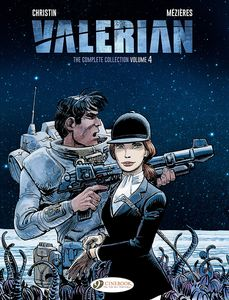 [Valerian: The Complete Collection: Volume 4 (Hardcover) (Product Image)]