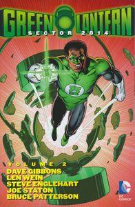 [Green Lantern: Sector 2814: Volume 2 (Product Image)]