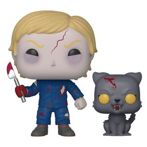 [Pet Sematary: Pop! Vinyl Figure: Undead Gage & Church (Product Image)]